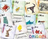 Origami spel