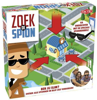 Zoek de Spion 7+
