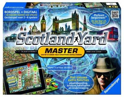 Scotland Yard 9+