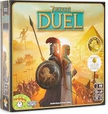 7 Wonders Duel Kaartspel 10+