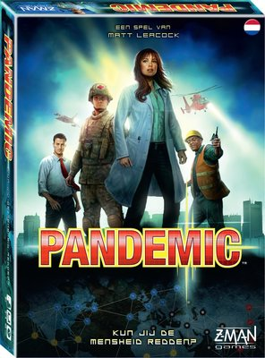 Pandemic Nederlandse editie