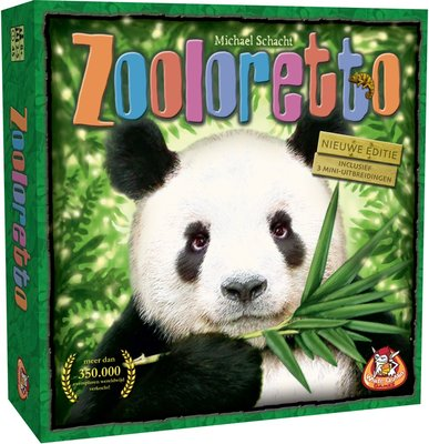 Zooloretto inclusief mini uitbreidingen