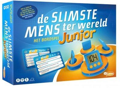 Slimste mens junior